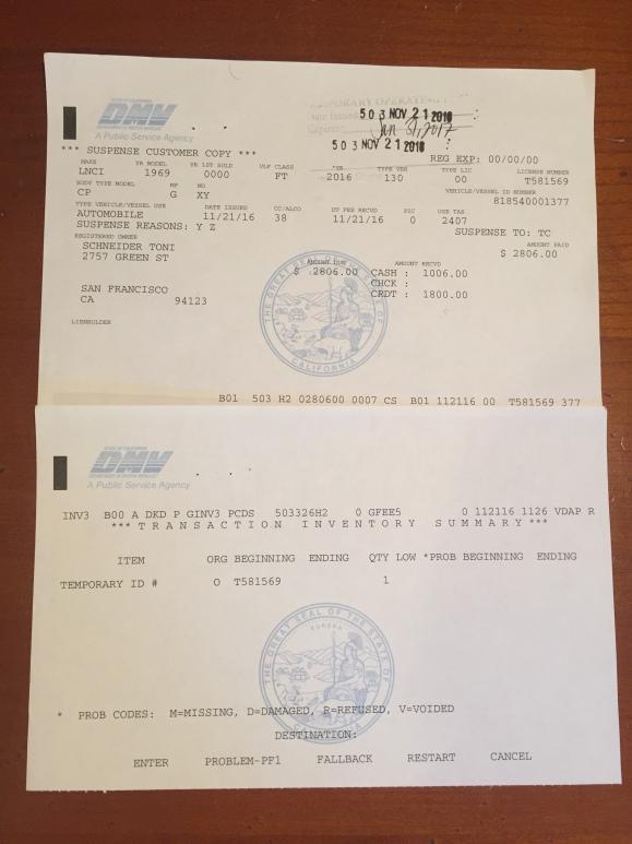 lancia-dmv-receipt
